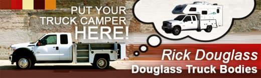 Rick Douglass of Douglass Truck Bodies - Truck Bed Storage Compartments