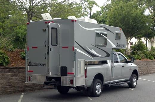 Inheriting The Truck Camper Itch