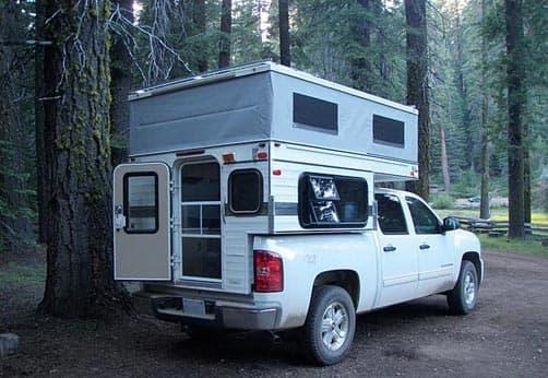 Four Wheel Camper Raven Truck Camper Magazine