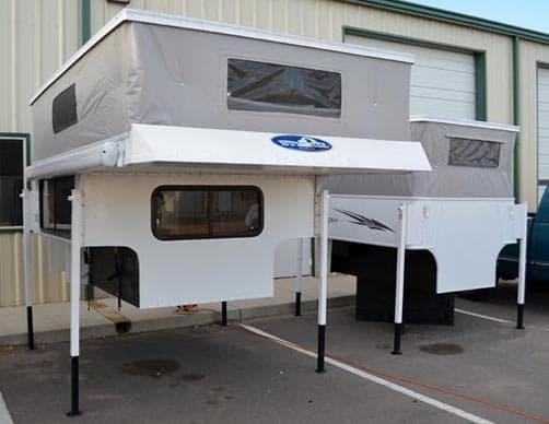 Rv For Sale Canada >> Phoenix PULSE Self Contained Truck Camper