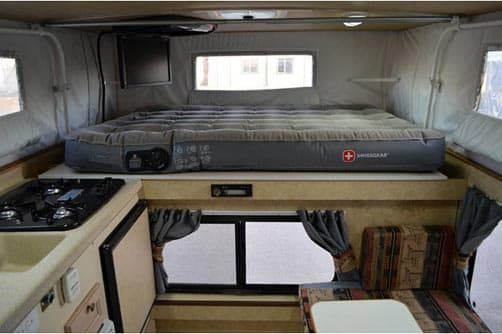 Phoenix Pulse Self Contained Truck Camper