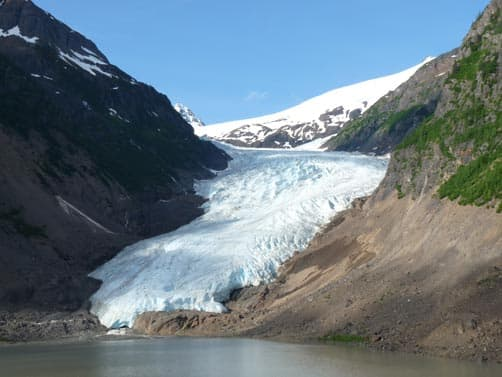 Stewart-Hyder access road with its incredible Bear Glacier views