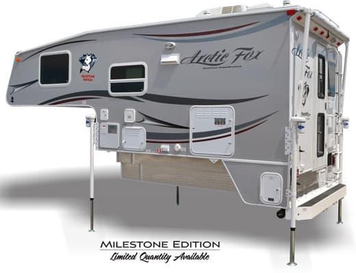 Northwood Announces 2013 Arctic Fox 990 Milestone Edition