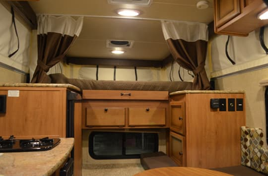 Rv For Sale Canada >> Palomino SS-550 Pop-Up Truck Camper For Half Ton Trucks