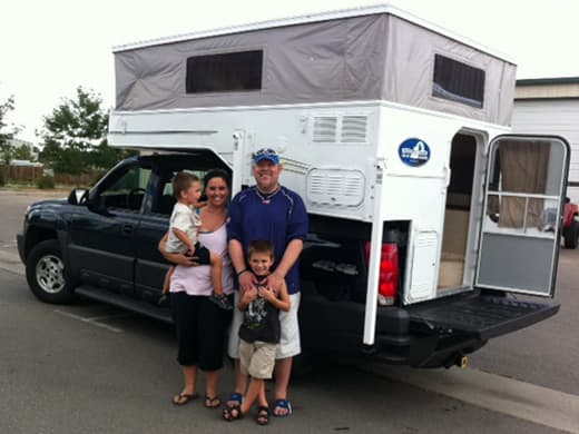 Turn Your Truck Bed Into a Tent for Camping | * rewilding ...