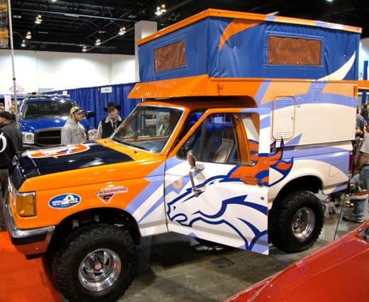 Bronco-camper-Denver-RV-show-drivers-side