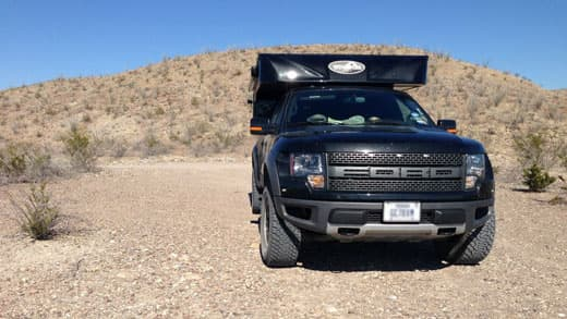 ford-raptor-camper-off-road-texas