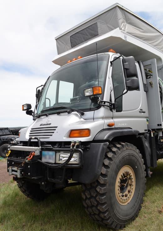 Unimog Camper For Sale >> Building a Unimog Truck Camper Rig
