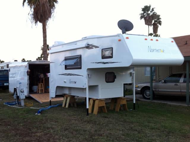 Truck Camper Base Camp Truck Camper Magazine