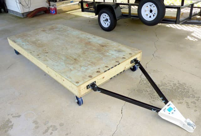 Moving Truck Bed Body Shop
