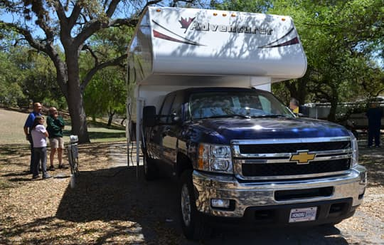 Texas-Truck-Camper-Rally-walk-rally-review