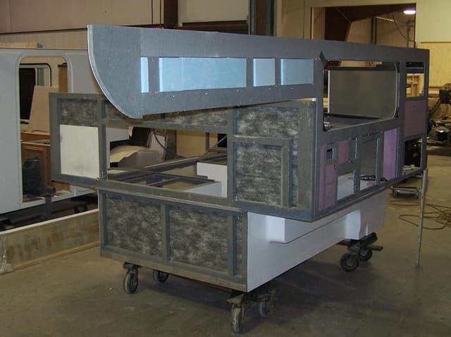 Hallmark RV Announces An All Composite Truck Camper. Homemade Truck Camper Frames  Truck  Scott Design   House Plans