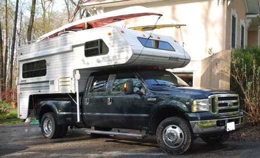 Where You Tuck Your Truck Camper Toys Truck Camper Magazine