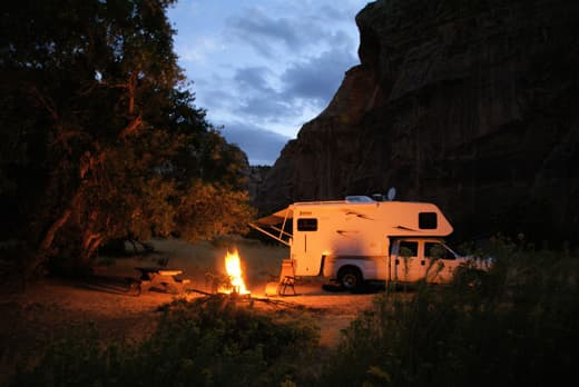 Favorite Campgrounds For Truck Campers