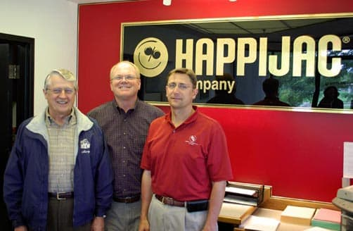 Happijac, Lippert Components, Team Photograph