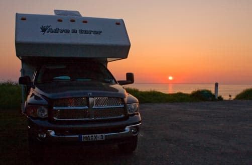 Boondocking in Europe
