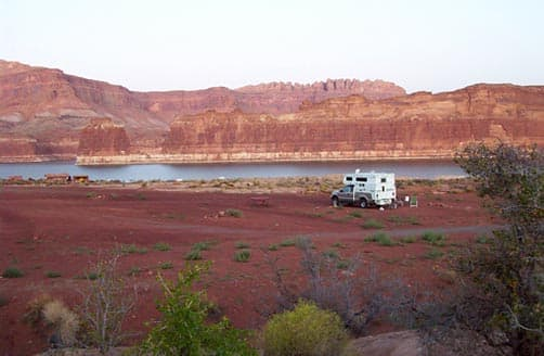 Boondocking in Utah