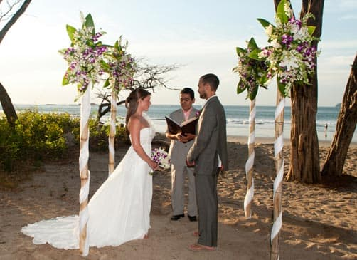 Brianna and Logan's Costa Rica wedding