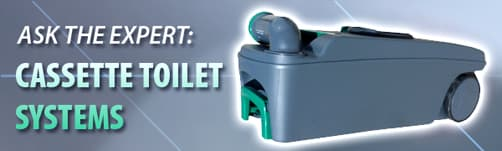 Thetford cassette toilet systems for Thetford bathroom anywhere reviews