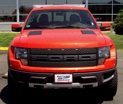 Ford F-150 SVT Raptor and Phoenix Geo-Den