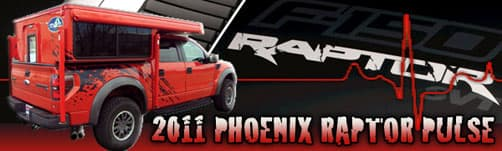 Phoenix Raptor pop-up camper