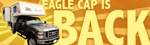 Eagle Cap is Back!