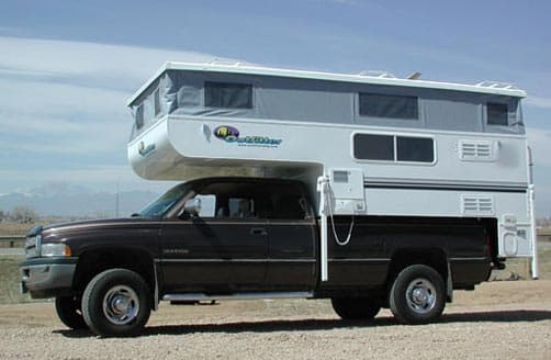 Used Pickup Truck Bed Campers