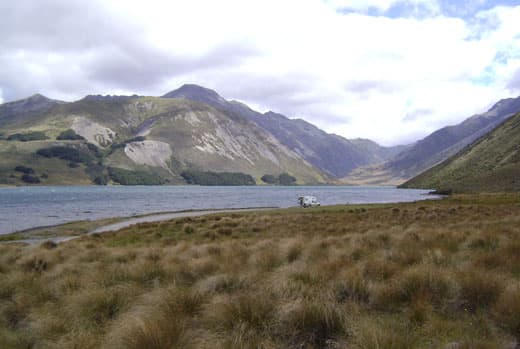 Lake-Tennyson-Central-South-Island-New-Zealand