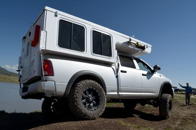 Off Road Expeditions Truck Camper Magazine Truck Campers