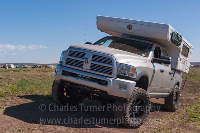 Wonderful Off Road Truck Campers Half Luxury Camper And Half