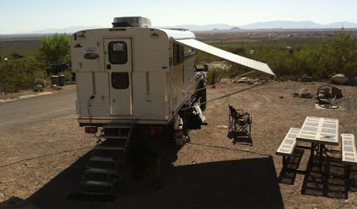 An Ultimate Alaskan Camper Rig