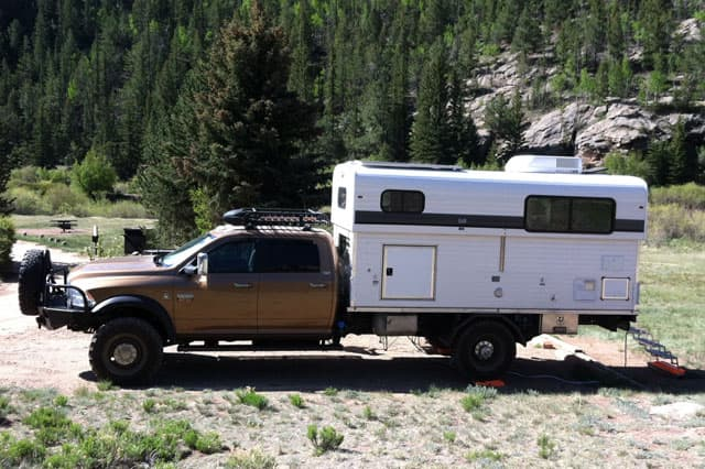 22 lastest off road camper trucks for sale. Black Bedroom Furniture Sets. Home Design Ideas