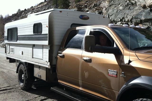 Carl Isner Truck Camper Magazine