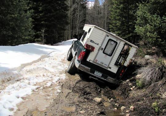 Four-Wheel Drive Low Down