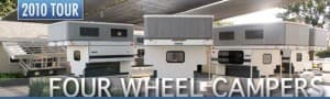 Four Wheel Camper Factory Tour