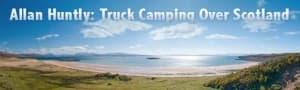Scotland Truck Camper Arctic Fox