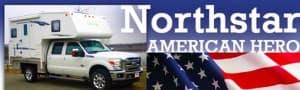 Northstar American Hero flatbed camper