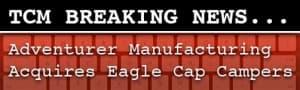 Eagle Cap Camper Aquisition