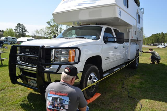 Truck Camper Driving Safety 102 For Good Measure