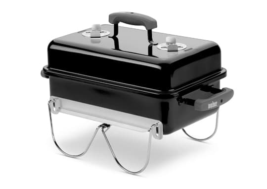 weber go anywhere charcoal grill instructions
