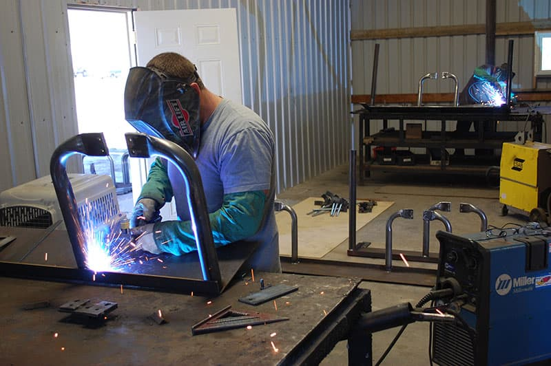 welding Stable Lift system
